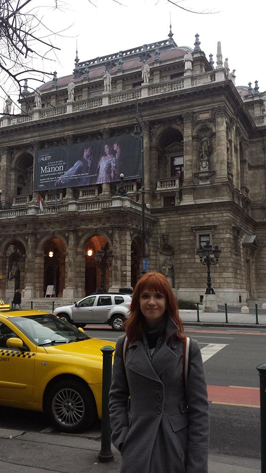 Chorei, chorei, mas não tinha mais ingresso pra ver Manon na Ópera Nacional
