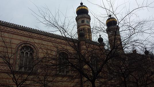 A Grande Sinagoga, a maior da Europa