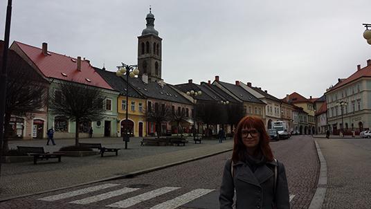 Antes de Praga, Kutná Hora, uma cidadezinha fofa, mas que esconde uma atração sinistra...