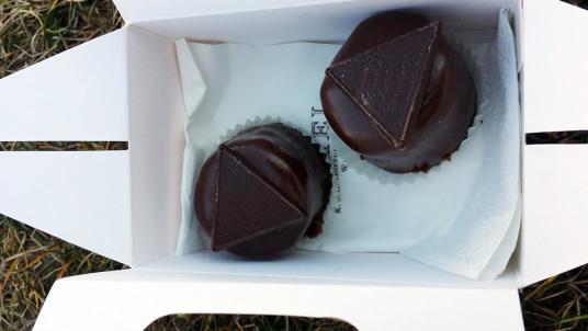 Melhor Torta Sacher do Mundo! (Sorry Hotel Sacher!)